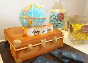 world cake
