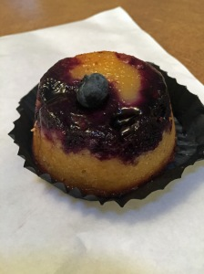 Mini Blueberry, Orange & Almond Cake from The Cake Man in Lane Cove