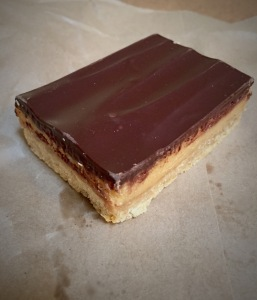 Gluten Free Caramel Slice from Pablo & Rusty's in Lane Cove