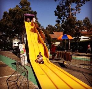 Fun at the Lane Cove Village Fair