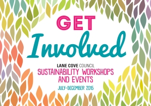 Lane Cove Council Sustainability Events