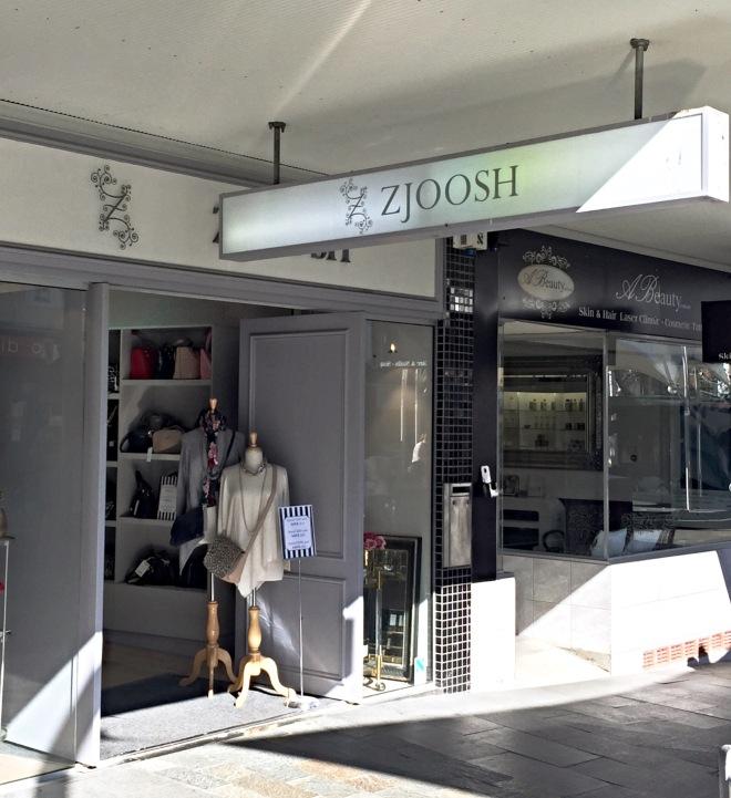 Zjoosh